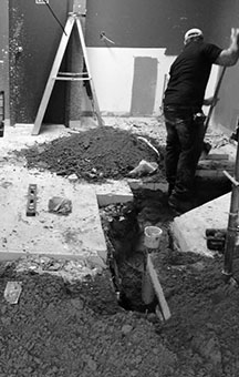 Installation, réparation et inspection de drain français dans Lanaudière