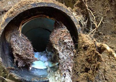 drain bloqué nettoyage de drain et d'égout à joliette - Plomberie Le Plomb à Joliette